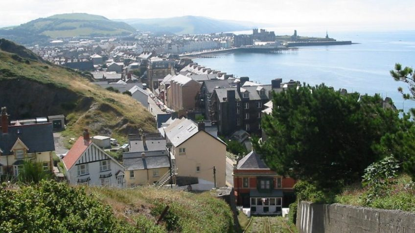 Your Guide to the North Wales resort of Aberystwyth